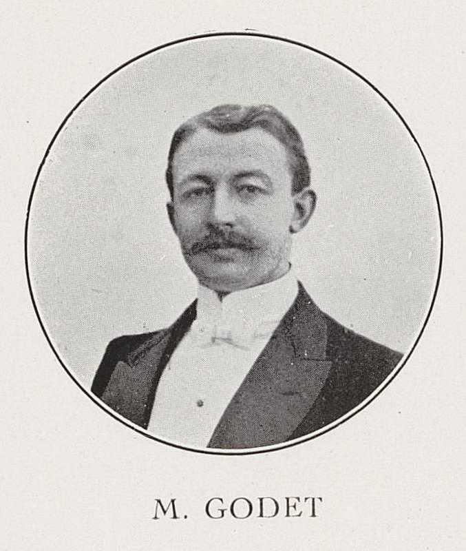Marcel Godet (25 juin 1882-24 octobre 1914)