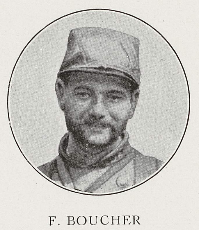 François Boucher (11 mai 1888-2 janvier 1915)