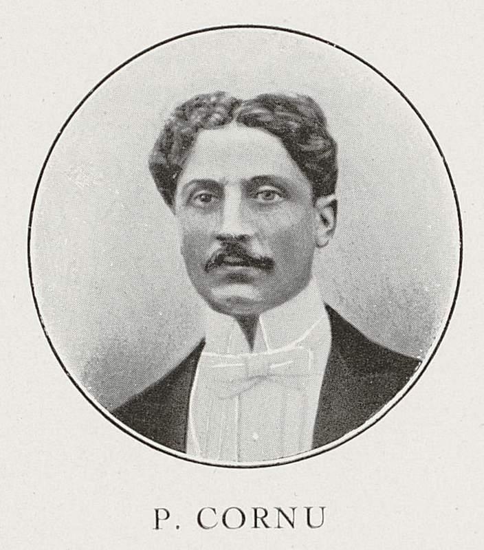 Paul Cornu (15 août 1881-29 décembre 1914)