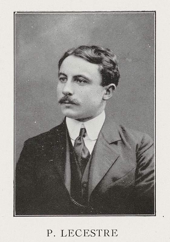 Paul Lecestre (13 mars 1894-15 mai 1915)