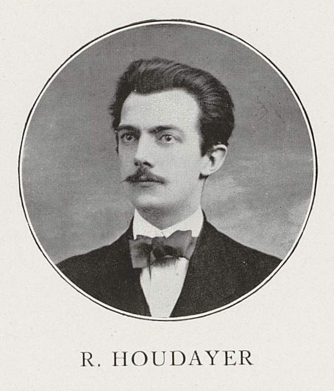 Raymond Houdayer (20 juin 1883-3 avril 1915)