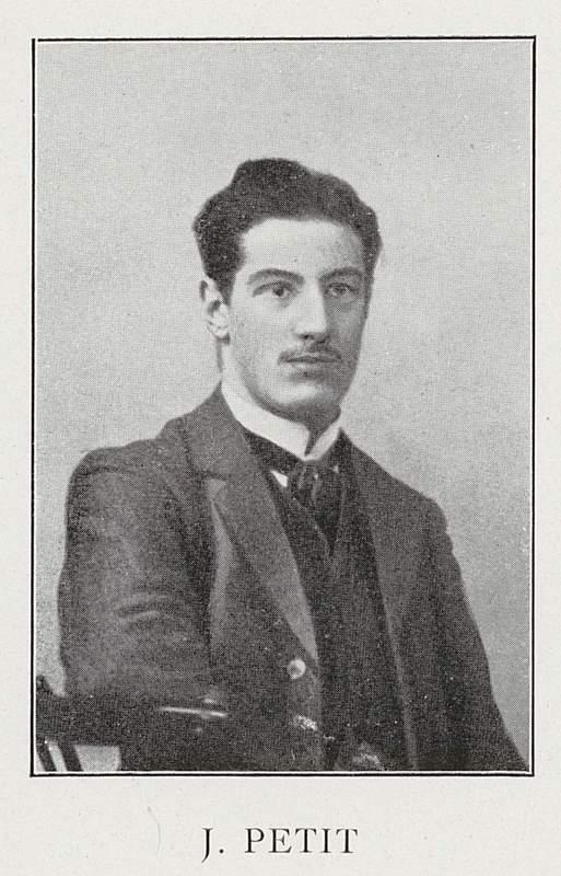 Joseph Petit (23 août 1892-24 octobre 1915)
