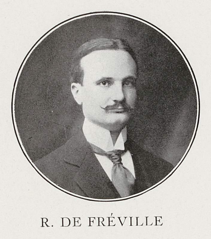 Robert de Fréville (19 décembre 1882-1er septembre 1914)