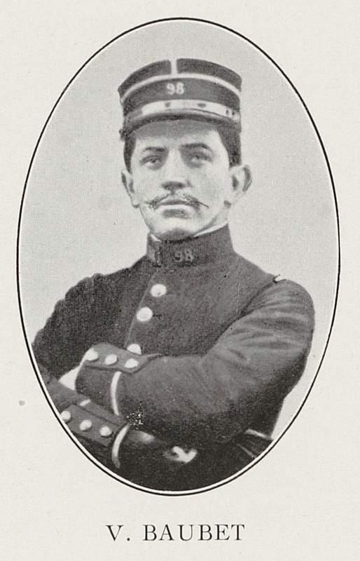 Victor Baubet (15 octobre 1886-28 septembre 1914)