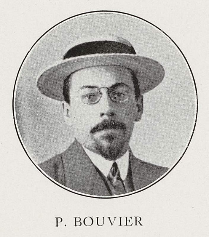 Pierre Bouvier (21 juillet 1887-18 août 1915)