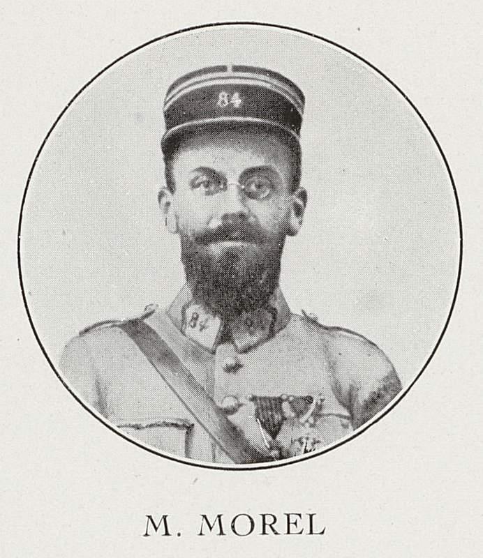 Marc Morel (20 mai 1887-29 mai 1918)