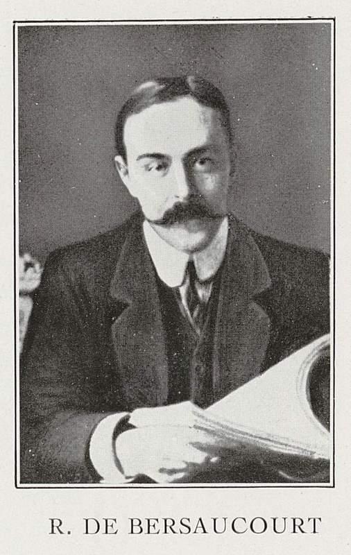 René Serpette de Bersaucourt (13 octobre 1880-16 novembre 1914)