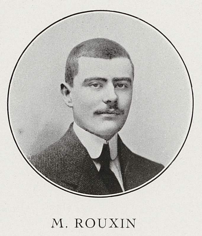 Maurice Rouxin (23 janvier 1895-28 septembre 1915)