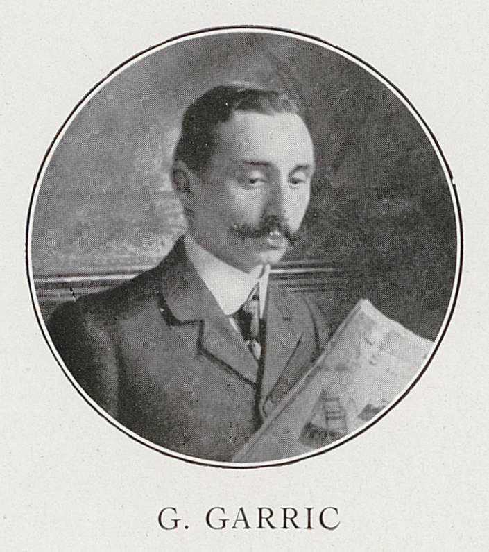 Gabriel Garric (25 septembre 1886-22 août 1914)